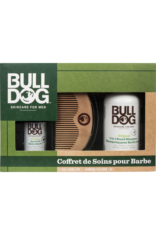 Blissim : Bulldog - Coffret de Soins pour Barbe - Coffret de Soins pour Barbe