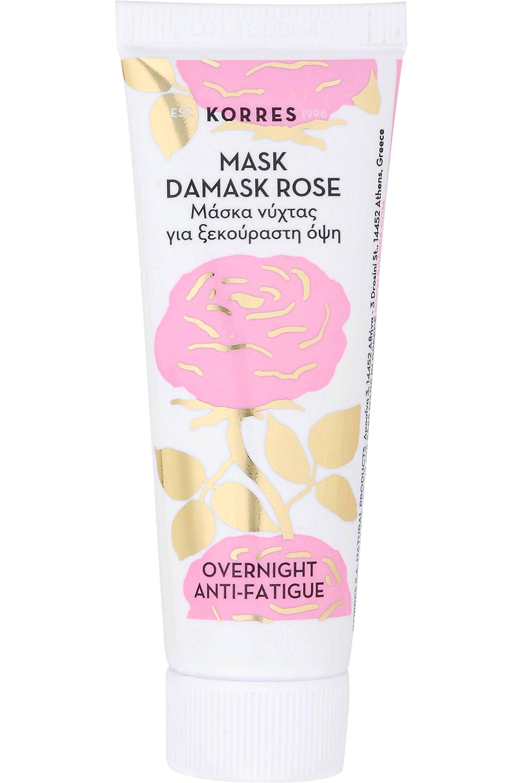 Blissim : Korres - Masque de nuit réparateur et anti-fatigue à la Rose de Damas - Masque de nuit réparateur et anti-fatigue à la Rose de Damas