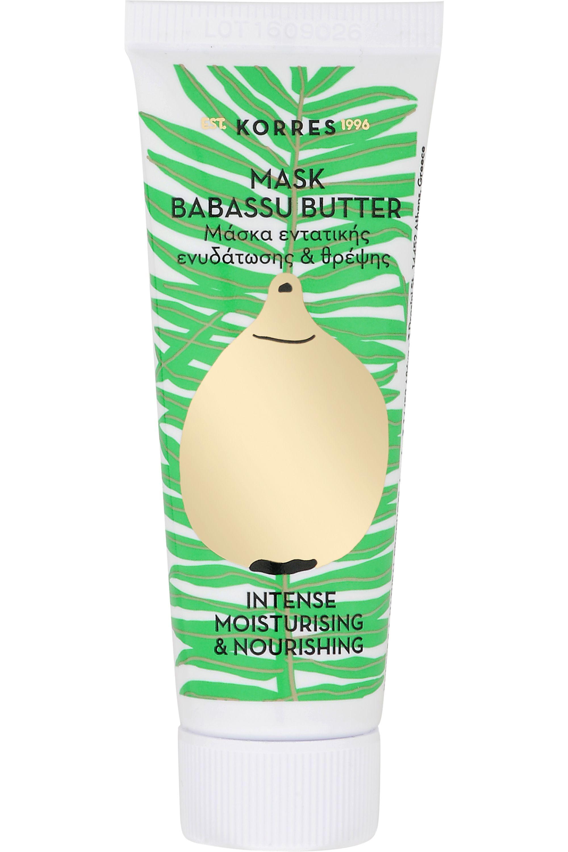 Blissim : Korres - Masque beurre de Babassu hydratation et nutrition intenses - Masque beurre de Babassu hydratation et nutrition intenses