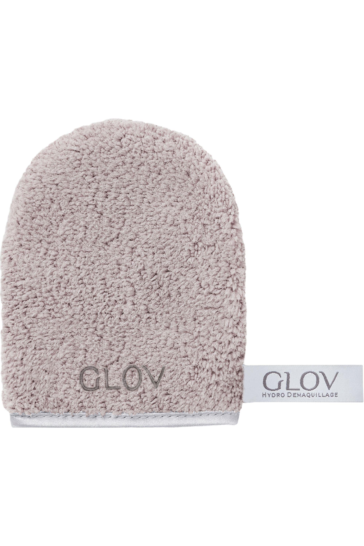 Blissim : GLOV - Gant démaquillant On-The-Go Gris tous types de peaux - Gant démaquillant On-The-Go Gris tous types de peaux