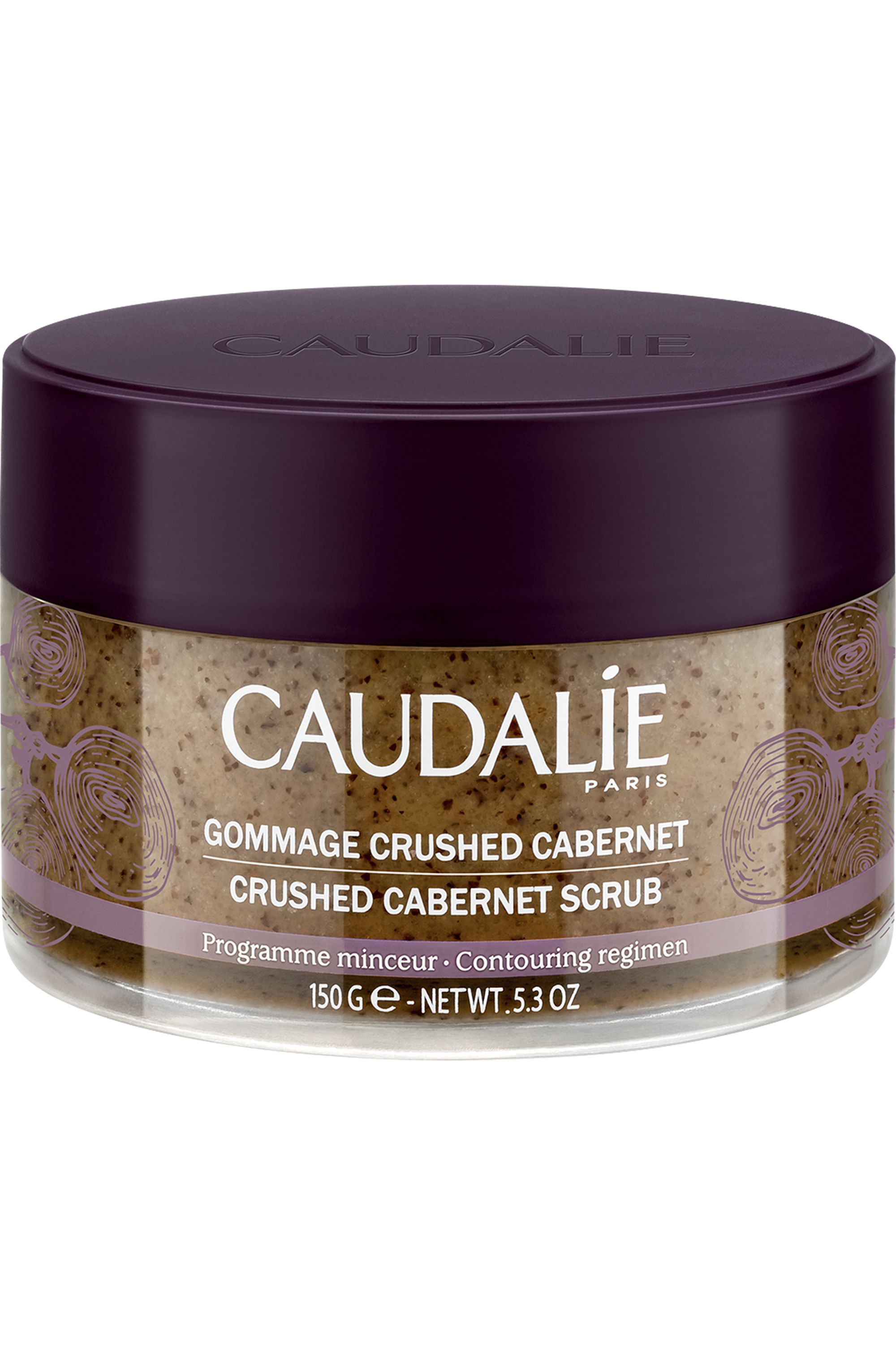 Blissim : Caudalie - Gommage Corps Crushed Cabernet - Gommage Corps Crushed Cabernet