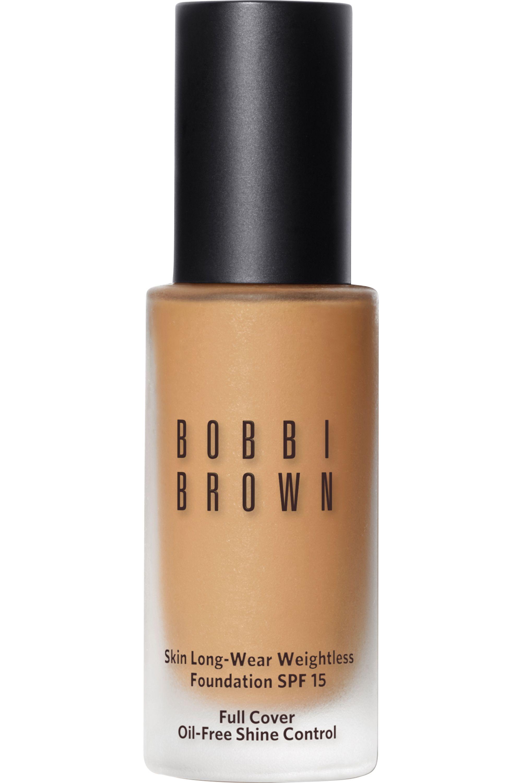 Blissim : Bobbi Brown - Fond de teint skin fini mat Long-Wear Weightless SPF15 - Fond de teint skin fini mat Long-Wear Weightless SPF15