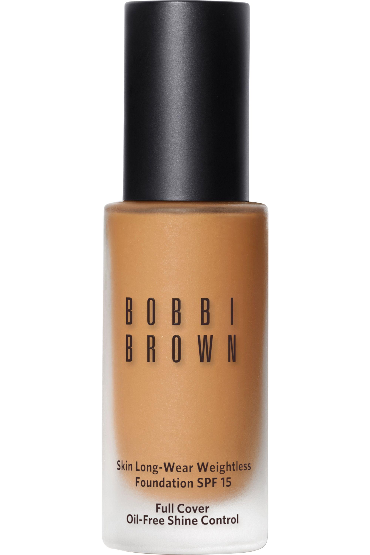 Blissim : Bobbi Brown - Fond de teint skin fini mat Long-Wear Weightless SPF15 - Natural