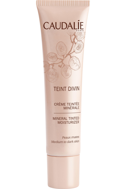 Blissim : Caudalie - Teint Divin Crème Teintée - Teint Divin Crème Teintée Peaux Mattes