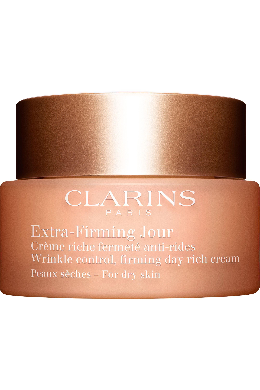Blissim : Clarins - Crème riche fermeté anti-rides Extra-Firming peaux sèches - Crème riche fermeté anti-rides Extra-Firming peaux sèches