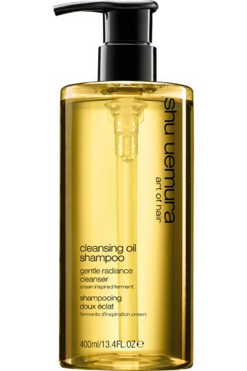 Shampoing Cleansing Oil