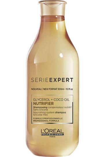 Shampoing compensateur nutritif pour cheveux secs Nutrifier
