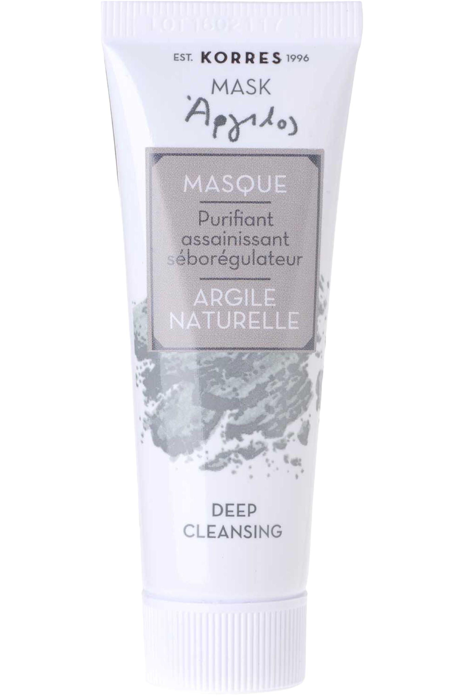 Blissim : Korres - Masque purifiant argile blanche naturelle - Masque purifiant argile blanche naturelle