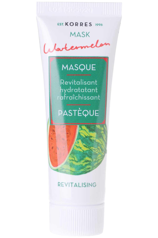 Blissim : Korres - Masque fraîcheur pastèque hydratant revitalisant - Masque fraîcheur pastèque hydratant revitalisant