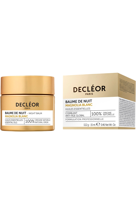 Blissim : Decléor - Baume de nuit comblant Magnolia Blanc - Baume de nuit comblant Magnolia Blanc