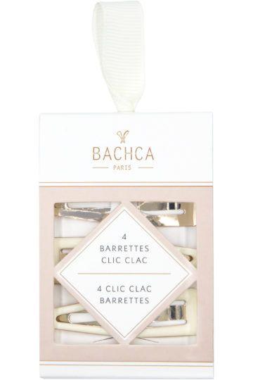 Barrettes Clic Clacs x4