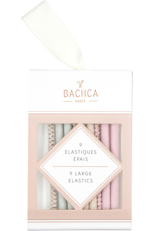 Blissim : Bachca - Elastiques Epais Pastels x9 - Elastiques Epais Pastels x9