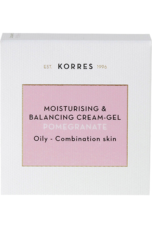 Blissim : Korres - Gel-crème ultra-léger hydratant rééquilibrant - Gel-crème ultra-léger hydratant rééquilibrant