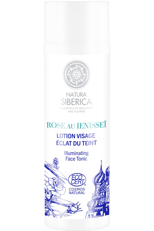 Blissim : Natura Siberica - Lotion tonique éclat du teint Rose au Ienisseï - Lotion tonique éclat du teint Rose au Ienisseï