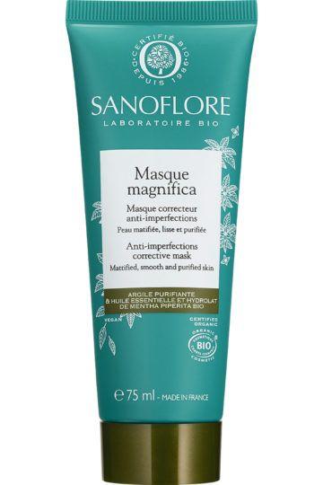 Masque purifiant à l'argile Aqua Magnifica