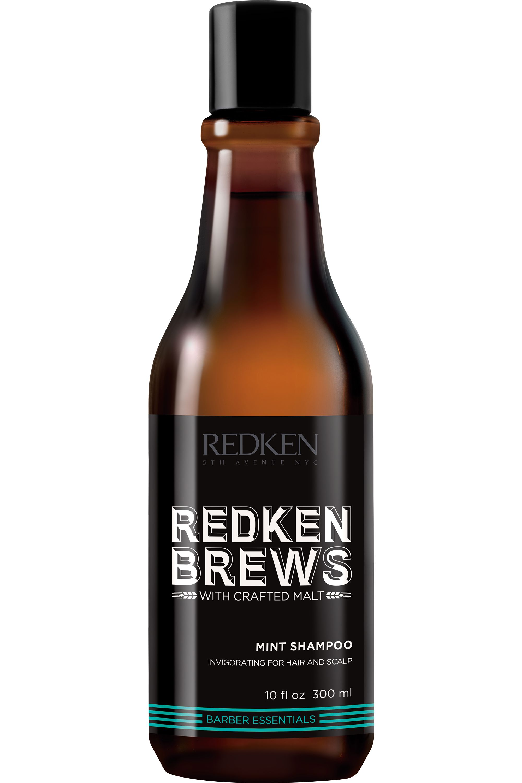Blissim : Redken - Shampoing Redken Brews Menthe - Shampoing Redken Brews Menthe