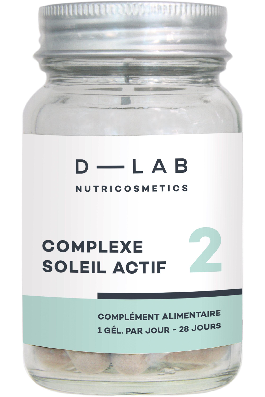 Blissim : D-LAB Nutricosmetics - Compléments alimentaires Complexe Soleil Actif - Compléments alimentaires Complexe Soleil Actif