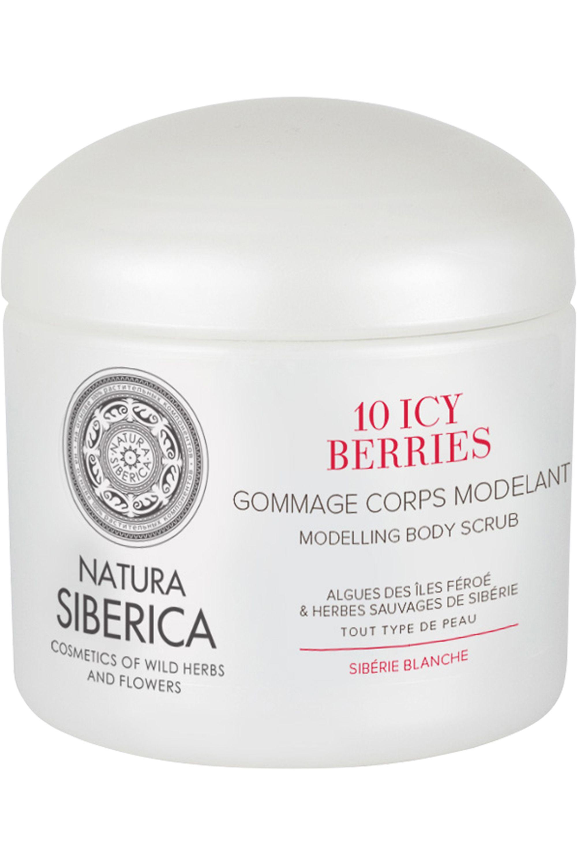 Blissim : Natura Siberica - Gommage Corporel Modelant 10 Ice Berry - Gommage Corporel Modelant 10 Ice Berry