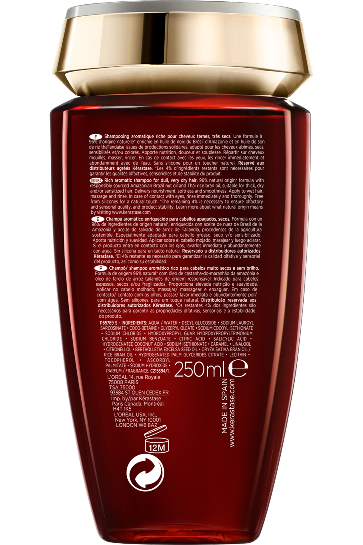 Blissim : Kérastase - Shampoing Bain Micellaire ultra-nourrissant Aura Botanica - Shampoing Bain Micellaire ultra-nourrissant Aura Botanica