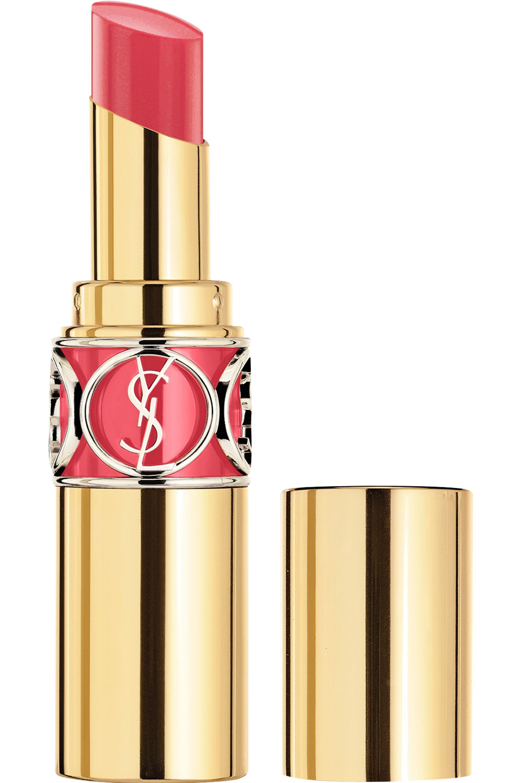 Blissim : Yves Saint Laurent - Rouge Volupté Shine - N°43 Rose Rive Gauche