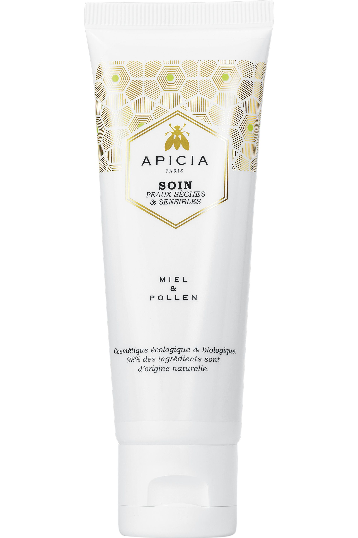 Blissim : APICIA - Soin Peaux Sèches et Sensibles Fluide Bio - Soin Peaux Sèches et Sensibles Fluide Bio