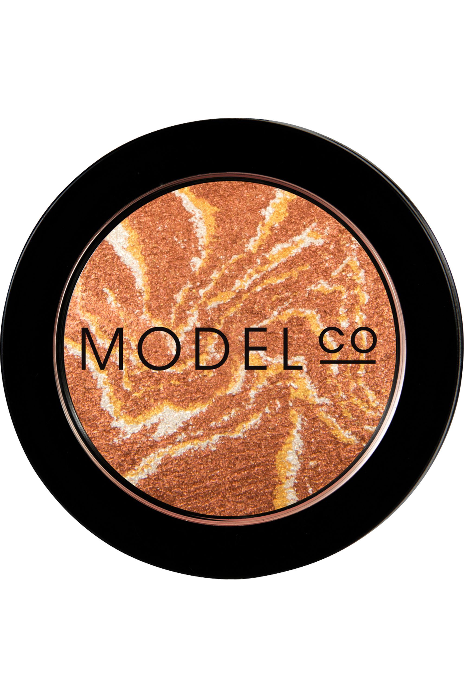 Blissim : ModelCo - Baked Highlighter - Golden Glow