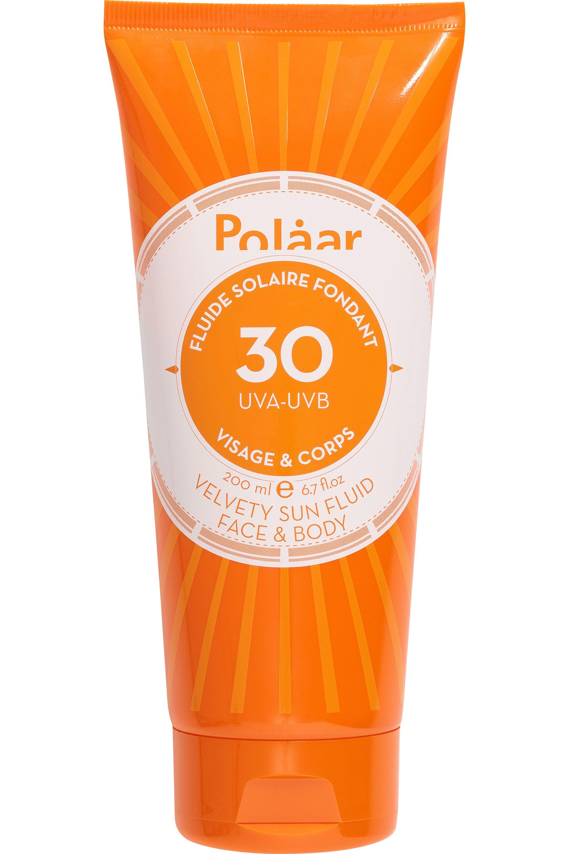 Blissim : Polaar - Fluide solaire visage et corps SPF30 - Fluide solaire visage et corps SPF30