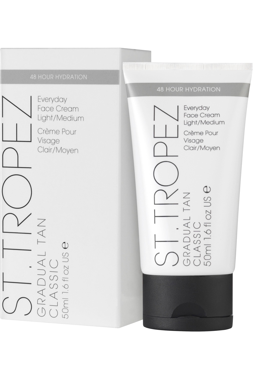 Blissim : St. Tropez - Lotion Pour Visage Light/Medium Gradual Tan - Lotion Pour Visage Light/Medium Gradual Tan