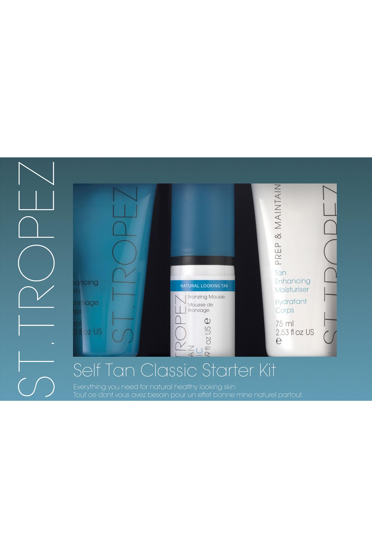Blissim : St. Tropez - Coffret Découverte Self Tan Classic - Coffret Découverte Self Tan Classic