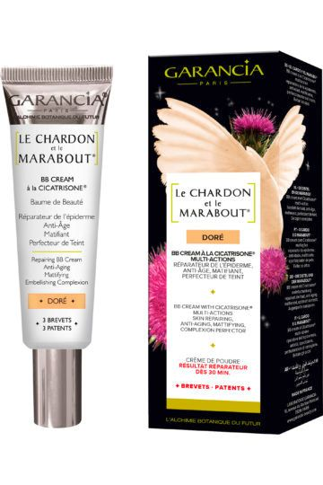 BB crème cicatrisante Le Chardon et le Marabout Doré