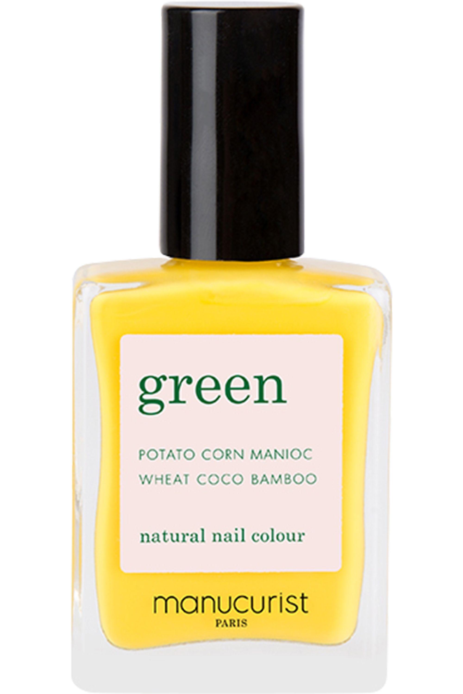 Blissim : Manucurist - Vernis Green - Gold Button