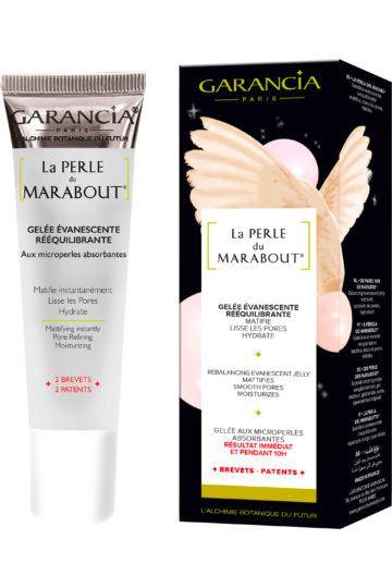 Gelée rééquilibrante La Perle du Marabout® peaux mixtes à grasses