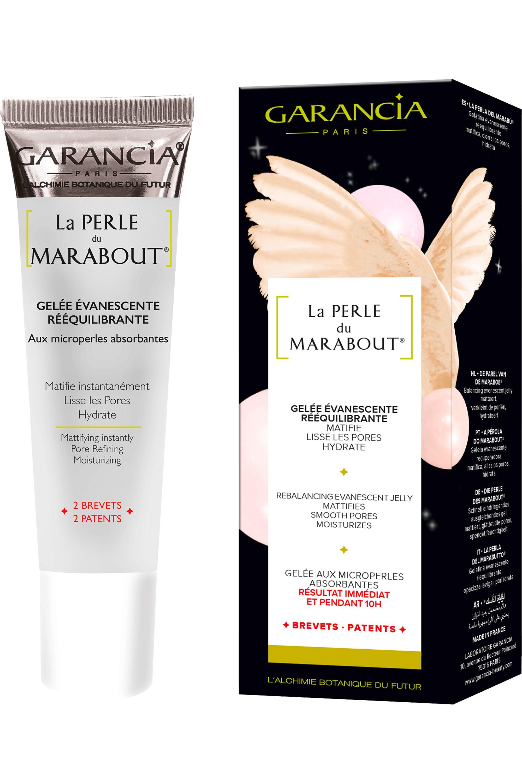 Blissim : Garancia - Gelée rééquilibrante La Perle du Marabout® peaux mixtes à grasses - Gelée rééquilibrante La Perle du Marabout® peaux mixtes à grasses