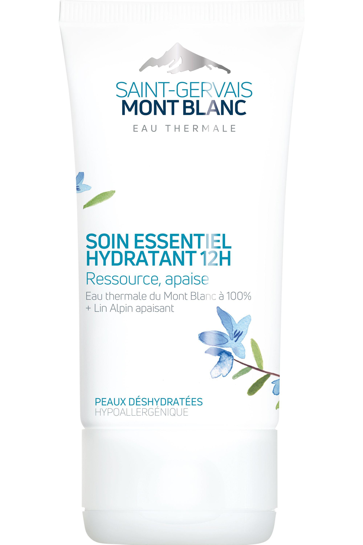 Blissim : Saint-Gervais Mont Blanc - Soin Essentiel Hydratant 12h - Soin Essentiel Hydratant 12h