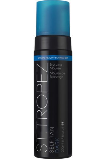 Self Tan Dark - Mousse de Bronzage