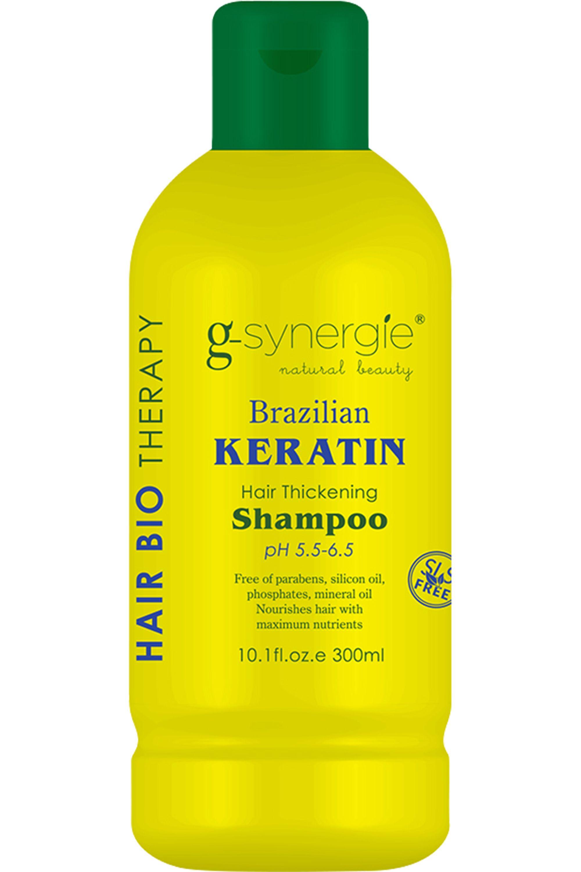 Blissim : G-SYNERGIE - Shampoing Brazilian Keratin - Shampoing Brazilian Keratin
