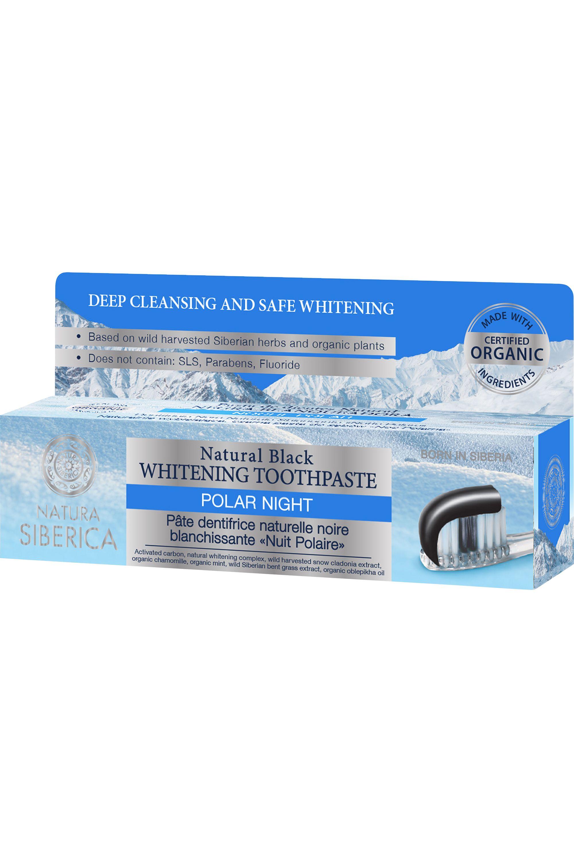 Blissim : Natura Siberica - Dentifrice naturel de Sibérie Nuit Polaire - Dentifrice naturel de Sibérie Nuit Polaire
