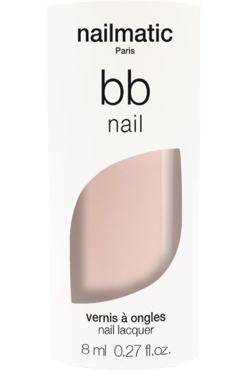 Vernis à ongles BB Nail Biosourcé