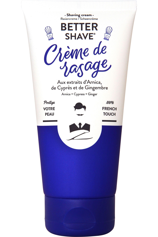 Blissim : Monsieur Barbier - Crème de rasage Better-Shave - Crème de rasage Better-Shave