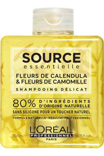 Shampooing délicat pour cuir chevelu sensible Source Essentielle