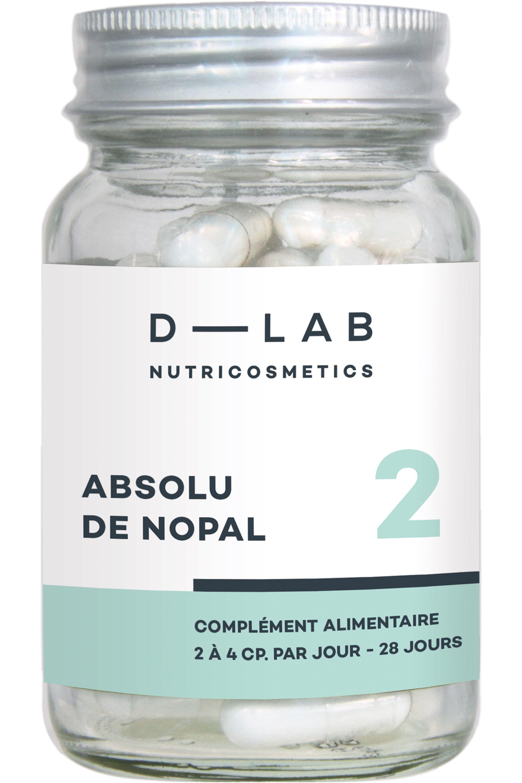 Blissim : D-LAB Nutricosmetics - Compléments alimentaires minceur Absolu de Nopal - Compléments alimentaires minceur Absolu de Nopal