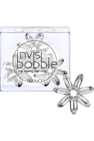 Elastique à cheveux Nano transparent