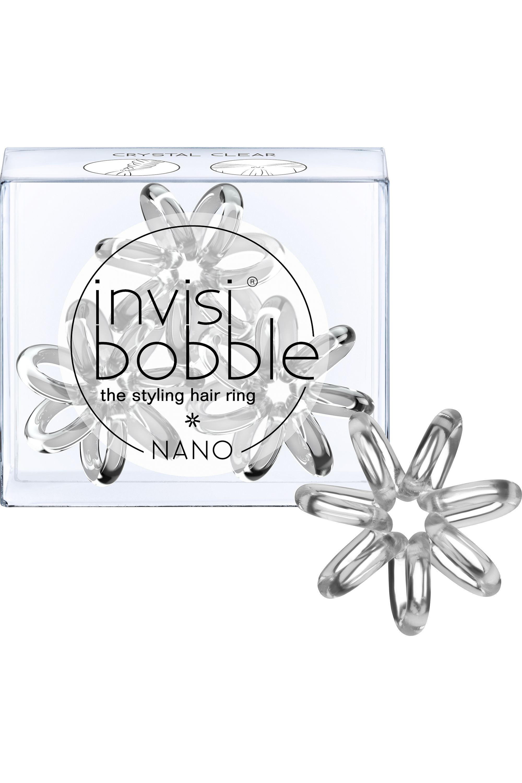 Blissim : Invisibobble - Elastique cheveux invisible Nano - Elastique cheveux invisible Nano