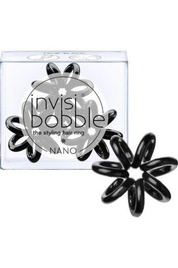 Elastique à cheveux Nano noir