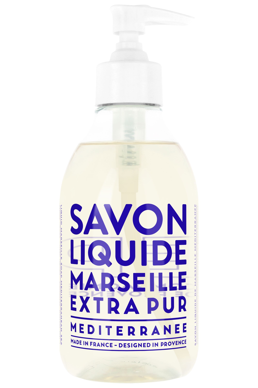 Blissim : Compagnie De Provence - Savon Liquide de Marseille mains et corps 300 ml - Méditerranée
