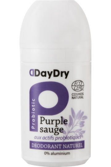 Déodorant Naturel Purple Sauge