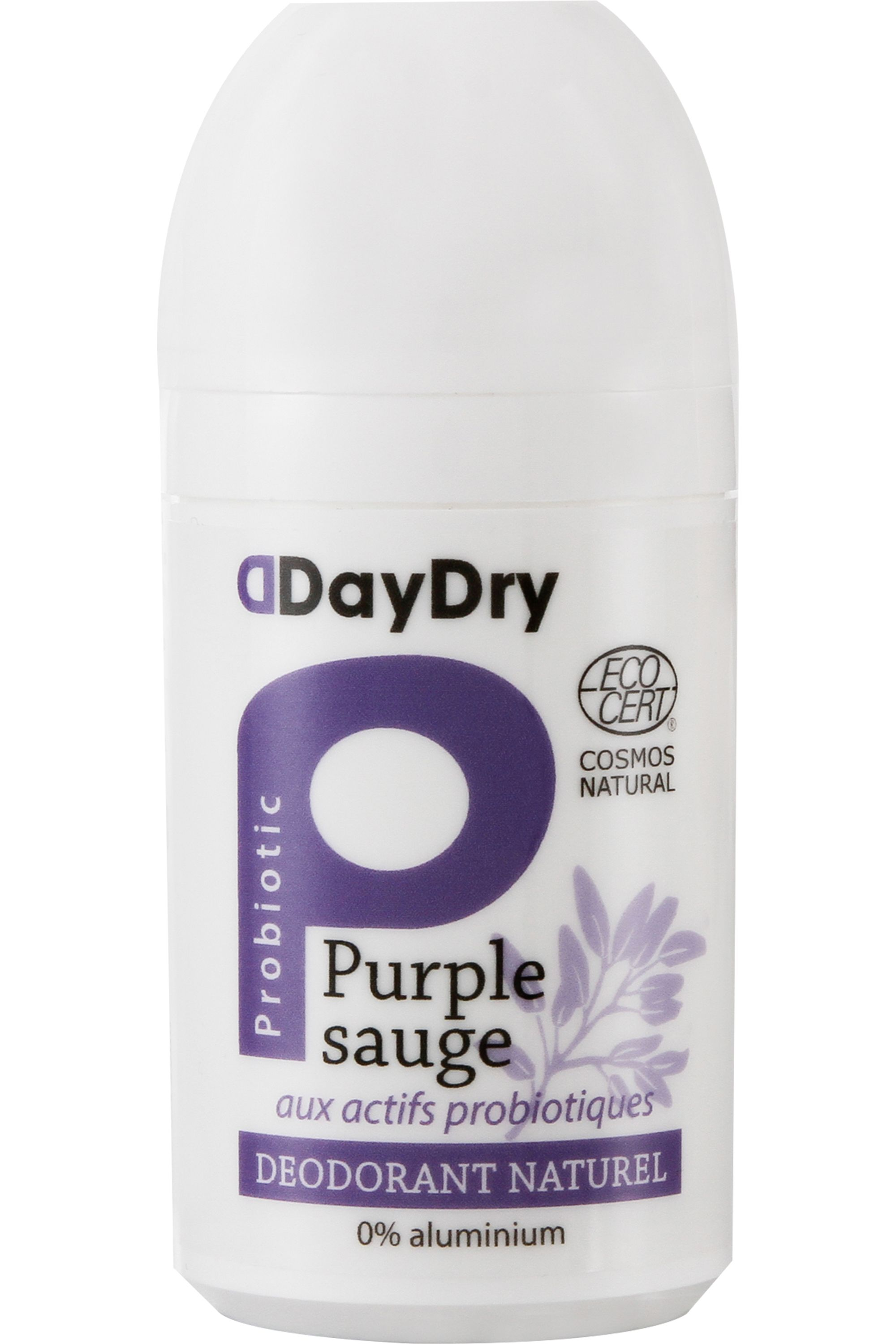 Blissim : Daydry probiotics by Biosme - Déodorant Naturel Purple Sauge - Déodorant Naturel Purple Sauge