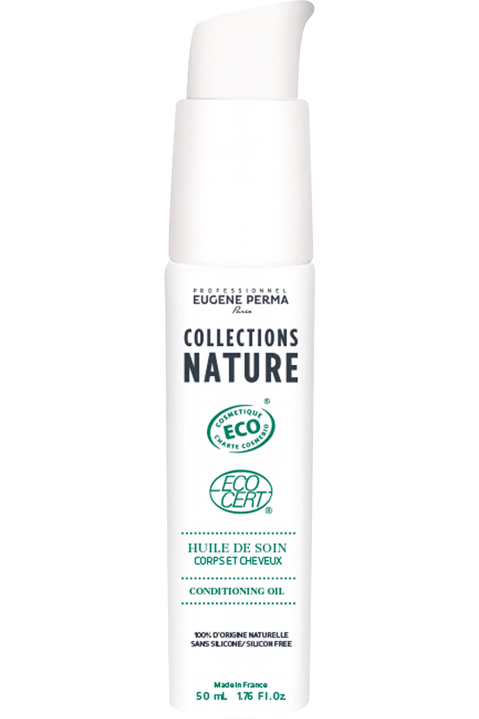 Blissim : Collections Nature - Huile de soin corps & cheveux - Huile de soin corps & cheveux