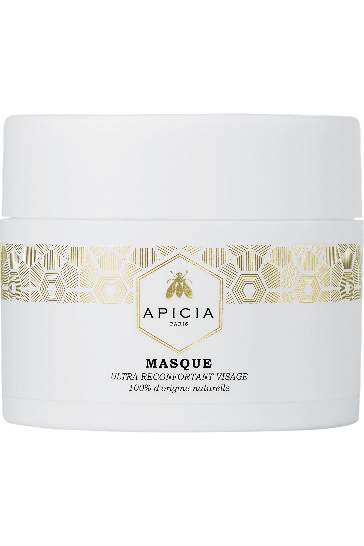 Blissim : APICIA - Masque visage Miel & Pollen Bio - Masque visage Miel & Pollen Bio