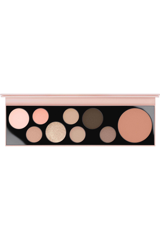 Blissim : M.A.C - Palette pour les yeux M.A.C Girls - Tons rose clair et neutres